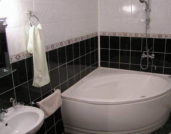 Ремонт ванной комнаты под ключ в рузе